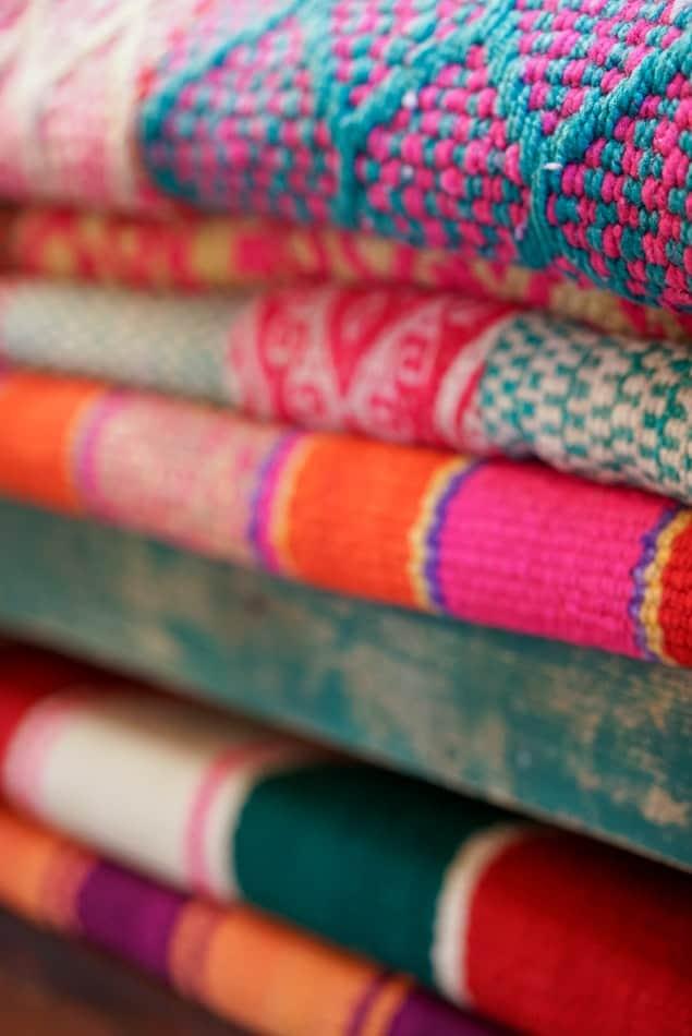 Echte Orient-Teppiche müssen im sogenannten Teppichgürtel produziert worden sein