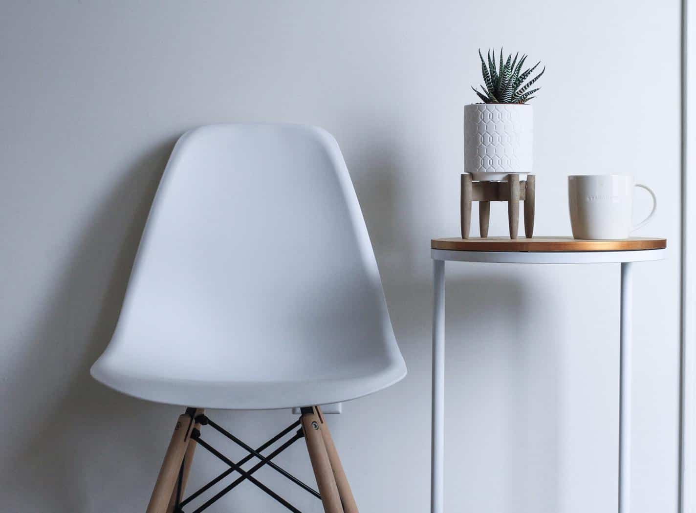 Skandinavisches Design zeichnet sich durch einen minimalistischen, klaren Ansatz aus