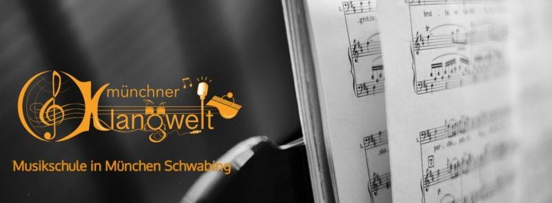 Musikschule für musikalische Früherziehung in München Schwabing für Kinder