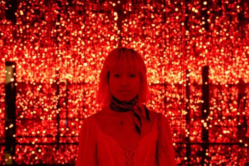 Infinity Mirrors Room von Yayoi Kusama