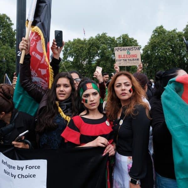 Petition auf WeAct fordert Schutz für Künstler*innen aus Afghanistan