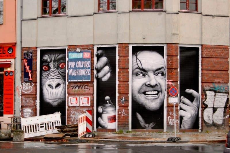 The Shining lässt grüßen, Friesenstraße 11, 10965 Berlin