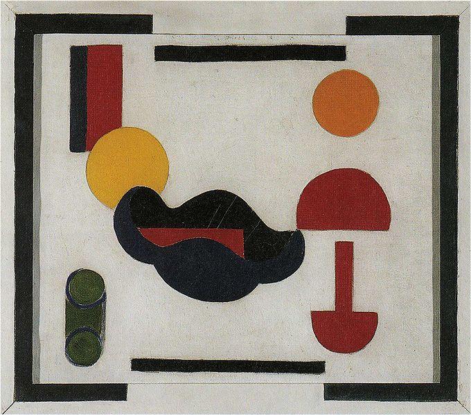 Theo van Doesburg Composition V