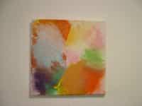 Art Brut Werk von Künstlern der Förderstättte der Lebenshilfe e.V. Passau #3