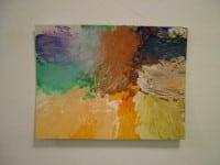 Art Brut Werk von Künstlern der Förderstättte der Lebenshilfe e.V. Passau #4