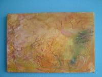 Art Brut Werk von Künstlern der Förderstättte der Lebenshilfe e.V. Passau #10