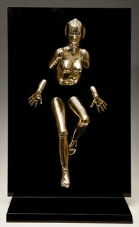 """Emergence One"" - Bronzeskulptur von David G Smith"