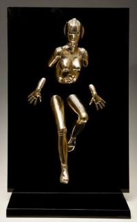 """""""Emergence One"""" - Bronzeskulptur von David G Smith"""