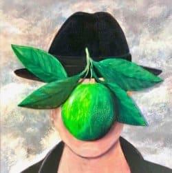 """Rogritte"" - frei nach Magritte"