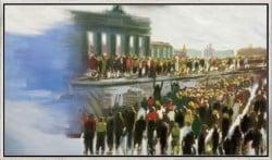 """Freude am Brandenburger Tor"" (2015), Acrylgemälde von Kani Alavi"