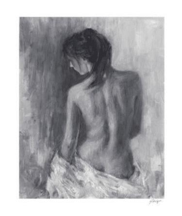 """""""Draped Figure II"""" - Limitierter Druck von Ethan Harper"""