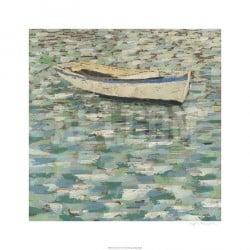 """""""On the Pond I"""" - Limitierter Kunstdruck von Megan Meagher"""
