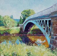 """Bigsweir Bridge"" Limited Edition Print von Paul Burgess"