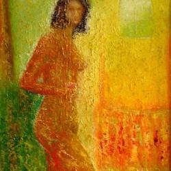 """""""Modigliani's Model"""" von Stewart Wilson"""