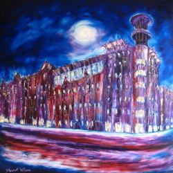 """""""Tartan Moon"""" von Stewart Wilson"""